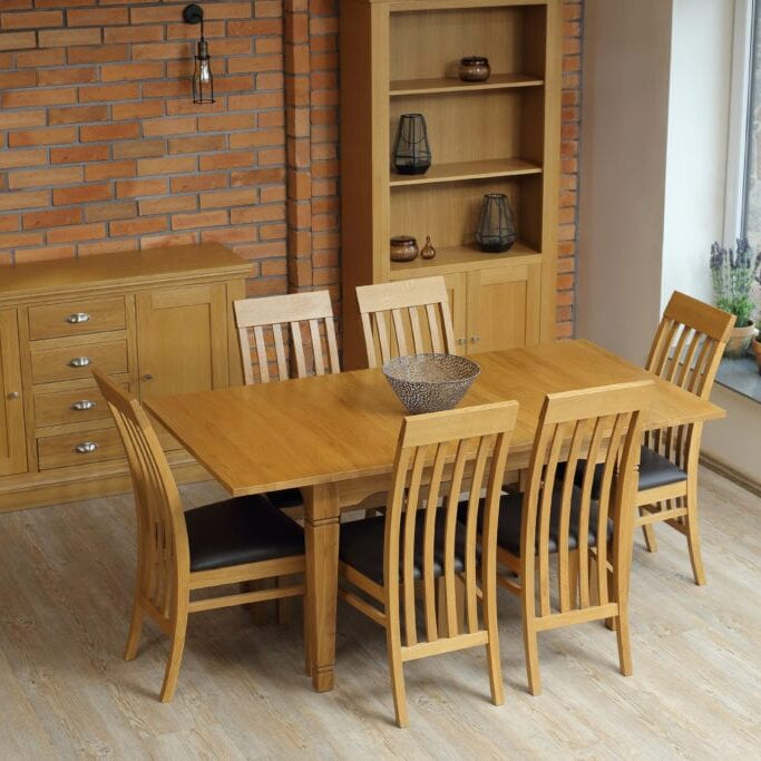 Rouen dining room set 2