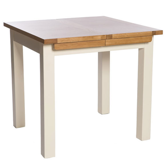 Yeovil Ivory Small Ext table